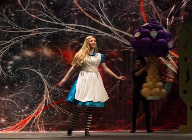 10. Alice in Wonderland